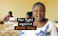 Burkina Faso: Her fight against plastic bags