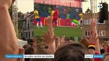 Coupe du monde : la Belgique a hâte d'en découdre avec la France