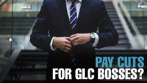 NEWS: GLC bosses should watch out for pay cuts