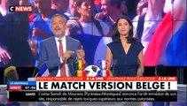 Allez les bleus ! Le match version belge, ça ressemble à quoi ? Voici la réponse !