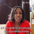 La maison des journalistes - Objectif, intégrer les journalistes réfugiés