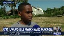 """""""Je vais les encourager. Je vais faire comme si j'étais leur coach"""" Yanel va supporter les Bleus en Russie avec Emmanuel Macron"""
