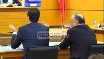 Report TV - Vettingu, seanca në KPK për gjyqtarin e Gjykatës së Lartë, Admir Thanza