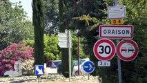 Alpes-de-Haute-Provence : la sérénité retrouvé à Oraison après les intempéries du mois de mai néanmoins le souvenir reste