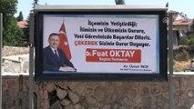 Çekerek'te Cumhurbaşkanı Yardımcısı Oktay gururu - YOZGAT