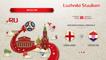 England vs. Croatia - FIFA World Cup 2018 Semi-finals - CPU Prediction
