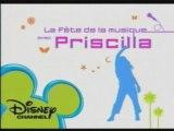 Priscilla - [131] - Fête de la musique (Disney Channel)