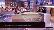 Congrès de Versailles : Un selfie du gouvernement fait le buzz (Vidéo)