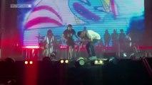 Un rappeur fait une lourde chute sur scène pendant un concert de Gorillaz