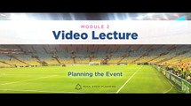 Mega Events: Inside the FIFA World Cup - Planning the Event