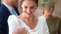 The Royal Family Was All Smiles At Prince Louis' Christening