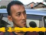Aksi Koboy Jalanan Nekat Menembak Minibus Dijalan Tol - Police Line 28/07