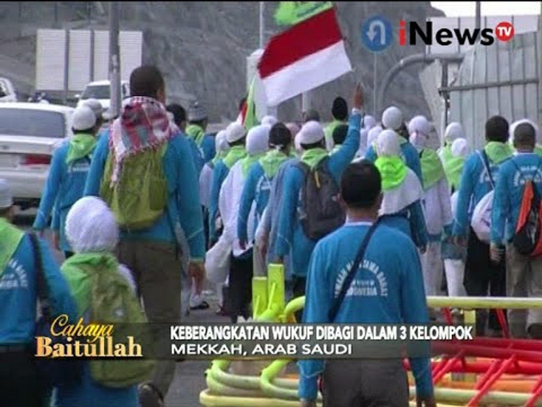 Jemaah Haji Indonesia Ke Padang Arafah Hari Ini - iNews Pagi 22/09