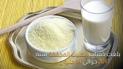 الحليب في تونس: أزمة لا تنتهي رغم وفرة الانتاج