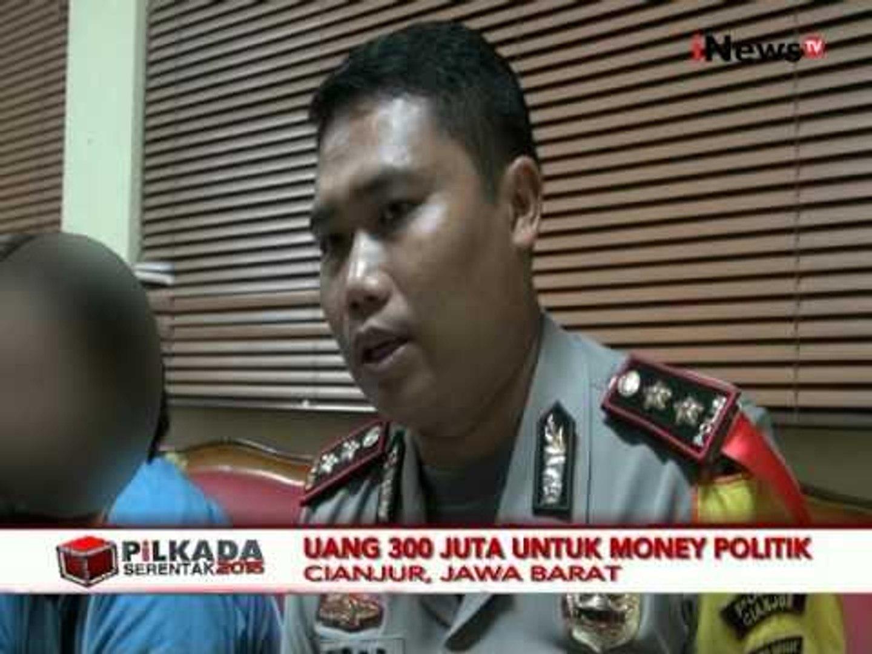Seorang Anggota DPRD Dan Camat Cianjur Tertangkap Tangan Lakukan Money Politic - iNews Pagi 07/12