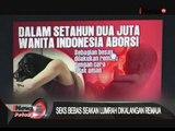 Gaya Hidup Bebas Remaja, Hamil Di Luar Nikah, Obat Aborsi Dijual Bebas - iNews Petang 14/12
