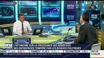 Les tendances sur les marchés: l'optimisme sur la croissance des bénéfices des entreprises est tempéré par les risques politiques - 10/07
