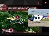 Cross Wind, helikopter jenis Bell 206 mendarat darurat di Enarotali, Papua - iNews Siang 03/02