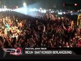 2 kelompok warga juga terlibat tawuran saat konser dangdut di Pacitan, Jatim - iNews Pagi 22/02