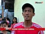 Masalah izin, balai pengobatan umum ilegal di Cilincing masih disegel - Jakarta Today 10/03