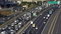 TEM Otoyolu Edirne istikameti  Okmeydanı yol ayrımında trafik kazası meydana geldi.  Kazanın ardından sağlık ekipleri olay yerine sevk edilirken TEM otoyolunda trafik durma noktasına geldi.
