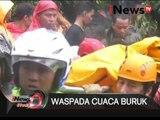 Angin kencang mengakibatkan pohon besar tumbang, 2 orang tewas tertimpa pohon - iNews Siang 31/03