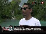 Pesona keindahan objek wisata air terjun danau biru di Gayo Lues, Aceh - iNews Malam 31/03