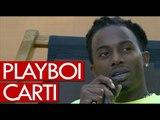 Playboi Carti on pimp game, Milly Rock, Skepta, XXXTentacion, fashion - Wireless 2018