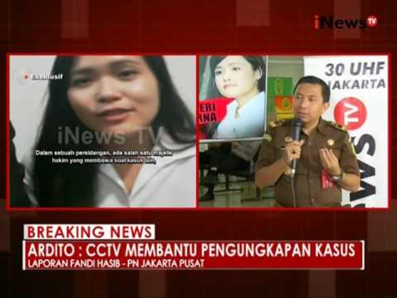 JPU siap menanyakan fakta menurut versi Jessica pada sidang hari ini - iNews Breaking News 28/09