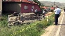 Trafik kazası: 2 ölü, 2 yaralı - ESKİŞEHİR