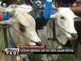 Festival gerobag sapi, ratusan gerobag sapi ikut serta dalam festival - iNews Pagi 05/12