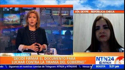 """Tamara Sujú: """"Denuncia de países contra Venezuela acortaría proceso en la CPI"""""""