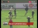 Tak Terima Tim Kesukaannya Kalah, Suporter Persib Bandung Masuki Lapangan - iNews Pagi 05/06