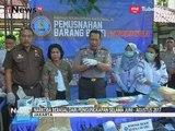 BNN Memusnahkan 60 Kg Sabu, 144 Ekstasi & 25 Kg Daun Kath di Kantor BNN Cawang - iNews Petang 22/08