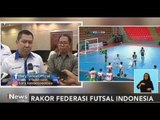 Pimpin Rakor Federasi Futsal, HT Keluarkan Konsep Bapak Angkat - iNews Siang 03/10