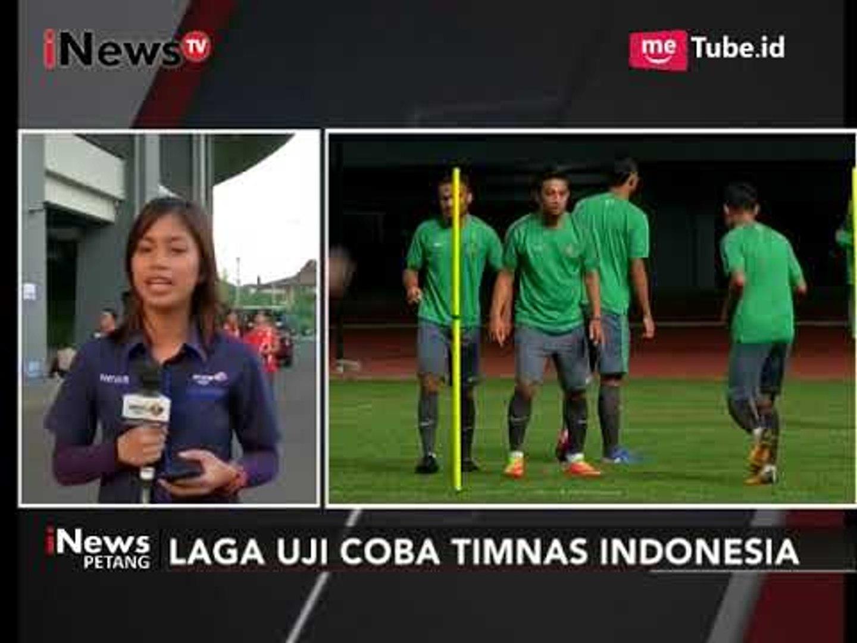 Laporan Persiapan Timnas U19 Jelang Pertandingan Melawan Kamboja - iNews Petang 04/10