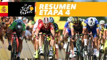 Resumen - Etapa 4 - Tour de France 2018