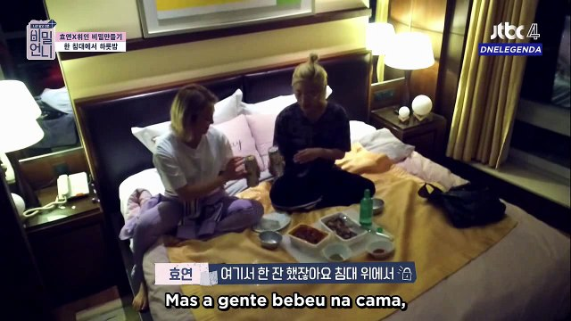 PT-BR] 180518 Sunmi e Seulgi - Secret Unnie Episódio 3 - esptube