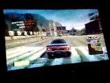 PS3 Burnout Paradise Démo Dérapage