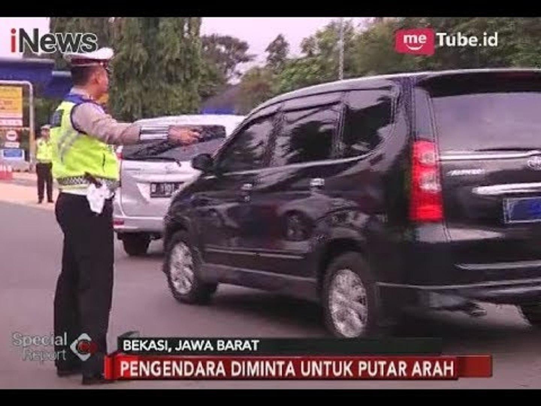 Tak Hanya Ganjil Genap, Hari Ini Pun Diberlakukan Pembatasan Mobil Barang - Special Report 12/03