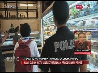 Aprindo: BPOM dan Polisi Harus Selidiki Kasus Makanan Kadaluwarsa - Special Report 23/03