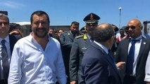 Matteo Salvini met en garde les passeurs de migrants