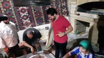 MEGERIAN RUG GALLERY & MEGERIAN RUG CLEANERS - Serj Tankian of System of a Down & Alexis Ohanian Visit Megerian's Factory in Armenia