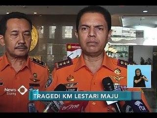 Penjelasan Basarnas Terkait Upaya Pencarian Korban KM Lestari Maju - iNews Siang 04/07
