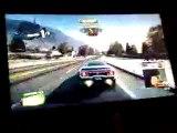 PS3 Burnout Paradise Démo course 2
