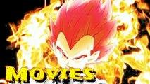 GOD OF DESTRUCTION TOPPO AND JIREN VS VEGETA - Dragon Ball Super Tournament of Power