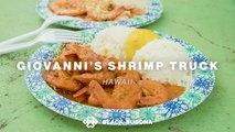 Family-owned Shrimp Truck Offers North Shore Comfort Food