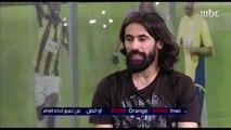 حوار حصري مع حسين عبد الغني في #اصداء_العالم ويتحدث عن المونديال ومشاركة الأخضر السعودي