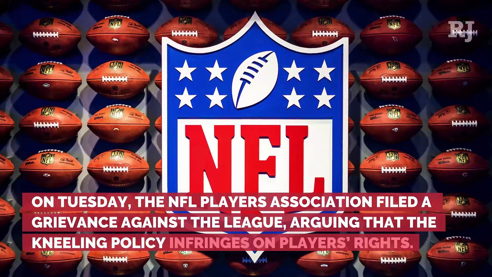 NFL Players Union Files Grievance Over Kneeling Mandate