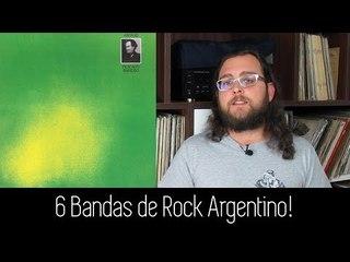 6 Bandas de ROCK ARGENTINO!
